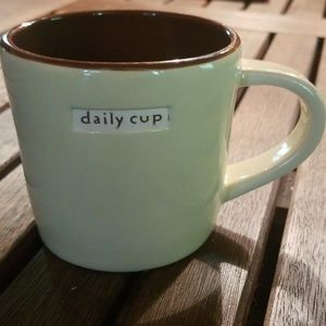 "Starbucks mug ""daily cup"""